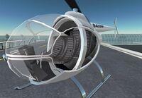 Apolon C-700 White Interior Promo