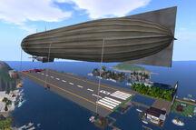 SS Minnow Landing Deck