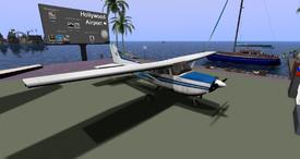 Cessna 172 Skyhawk (DSA) 1