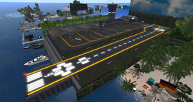 Forkbeard International Airport, looking SW (01-15)