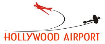 Hollywood Airport Logo