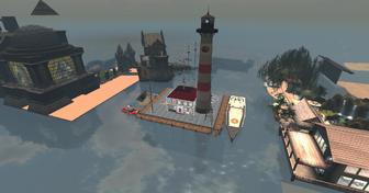 SL Coast Guard Station Sarcee