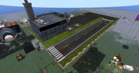 VU Skyport, looking NE (03-15)
