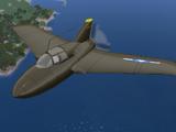 Northrop XP-56 (Velocity)