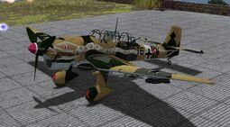 JU 87 THI 001