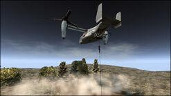 MV-22B Osprey (Omega Concern) 5