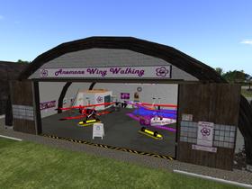 AWW hangar 3