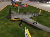 Messerschmitt BF-109 (EG Aircraft)