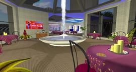 Troposphere restaurant (11-14)