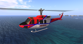 Bell 212 Twin Huey (S&W)