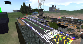 Davros Airport, looking SW (01-14) 001