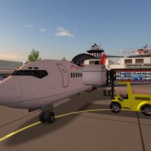 Snapshot HOLLYWOOD AIRPORT Gateway to USS, Blake Sea - Pub