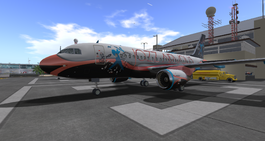 Jazz Airways Airbus