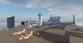 Komatsu Airport 003