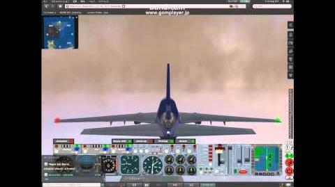 DC-10 From SLAA to SLPG SECONDLIFE EG AIRCRAFT