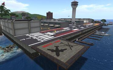 New Airport GLK