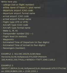 Aboard PC text in chat