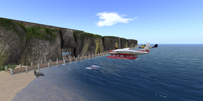 S&B-Seaplane dock