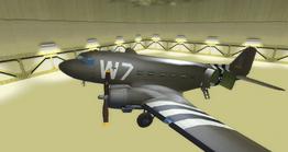 Douglas C-47 (Adventure Air) 1