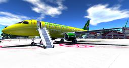 Embraer D-170
