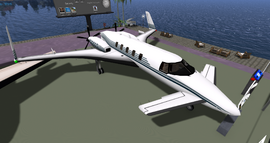 Beechcraft Starship (DSA) 1