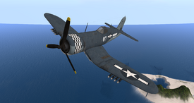 Vought F4U Corsair (E-Tech)