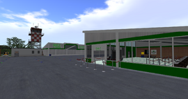 Slapdoogle ATC tower & Gate 1 (01-14)