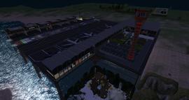 Dragonport International Airport, looking SE (09-15)