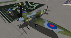 Supermarine Spitfire (DSA) 1