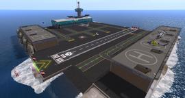 Nyhavnafjord Regional Airport, looking NE (01-15)