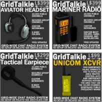 GridTalkie articles