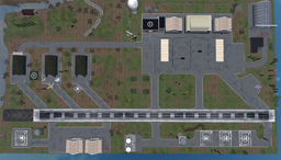 Olds Air Force Base from the air (01-14)