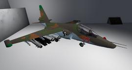 Su-25 Frogfoot (AMOK) 1