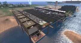 Dragonport International Airport, looking SW (09-15)