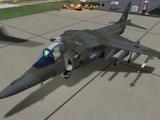 BAE Harrier II GR7 (AMOK)