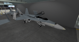 FA-18C Hornet (AMOK) 1