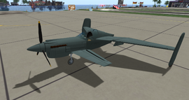 THI PF-01C Fighter 1