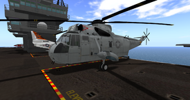 Sikorsky SH-3 Sea King (Spartan) 1