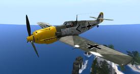 Messerschmitt BF-109 (E-Tech)