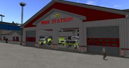 SNO Firestation Base, looking SE (02-15)