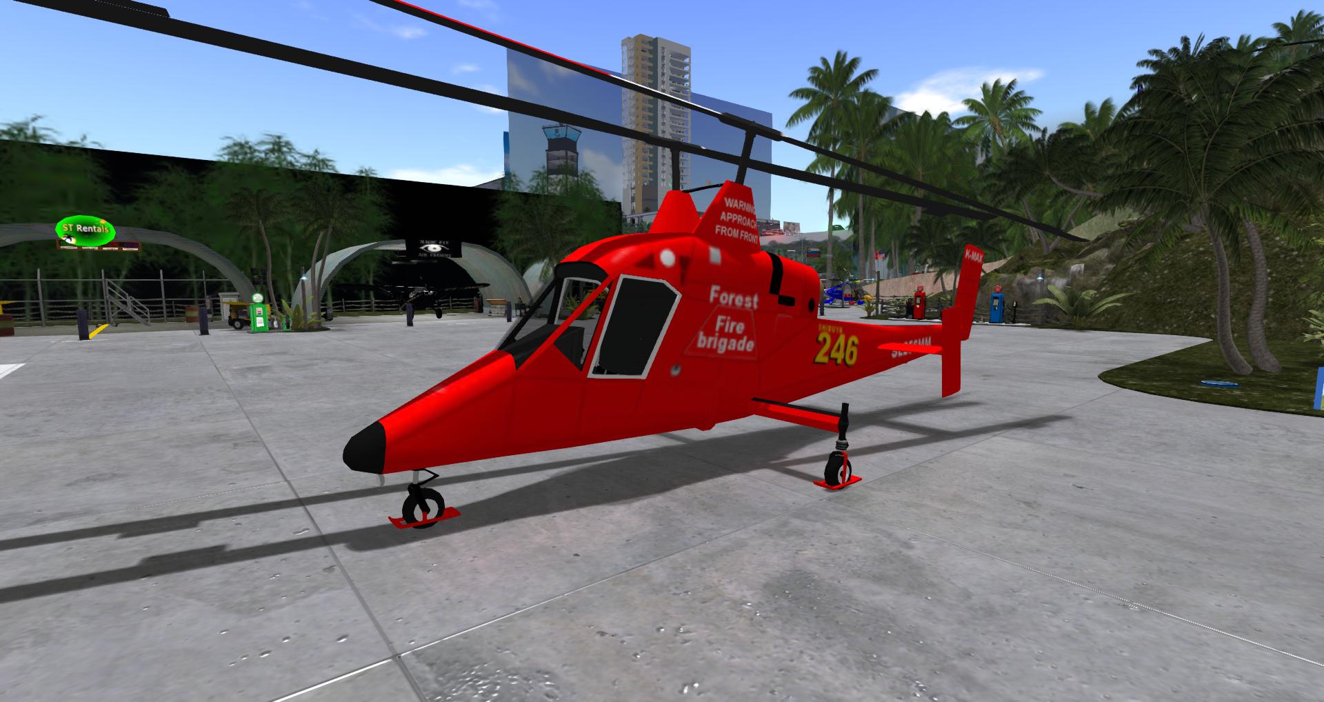 Kaman K MAX MM   Second Life Aviation Wiki   FANDOM powered by Wikia