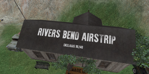 Rivers Bend Airstrip