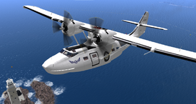 Consolidated PBY Catalina (S&W) 1