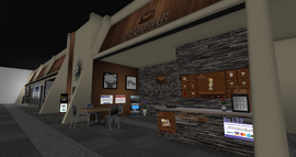 Primbean Coffee Shop, Grenadier Airport Terminal (05-14)