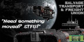 Stfu-poster