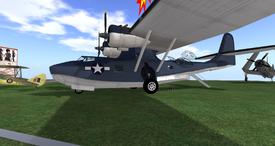 Consolidated PBY-6A Catalina (Shana Carpool) (1)