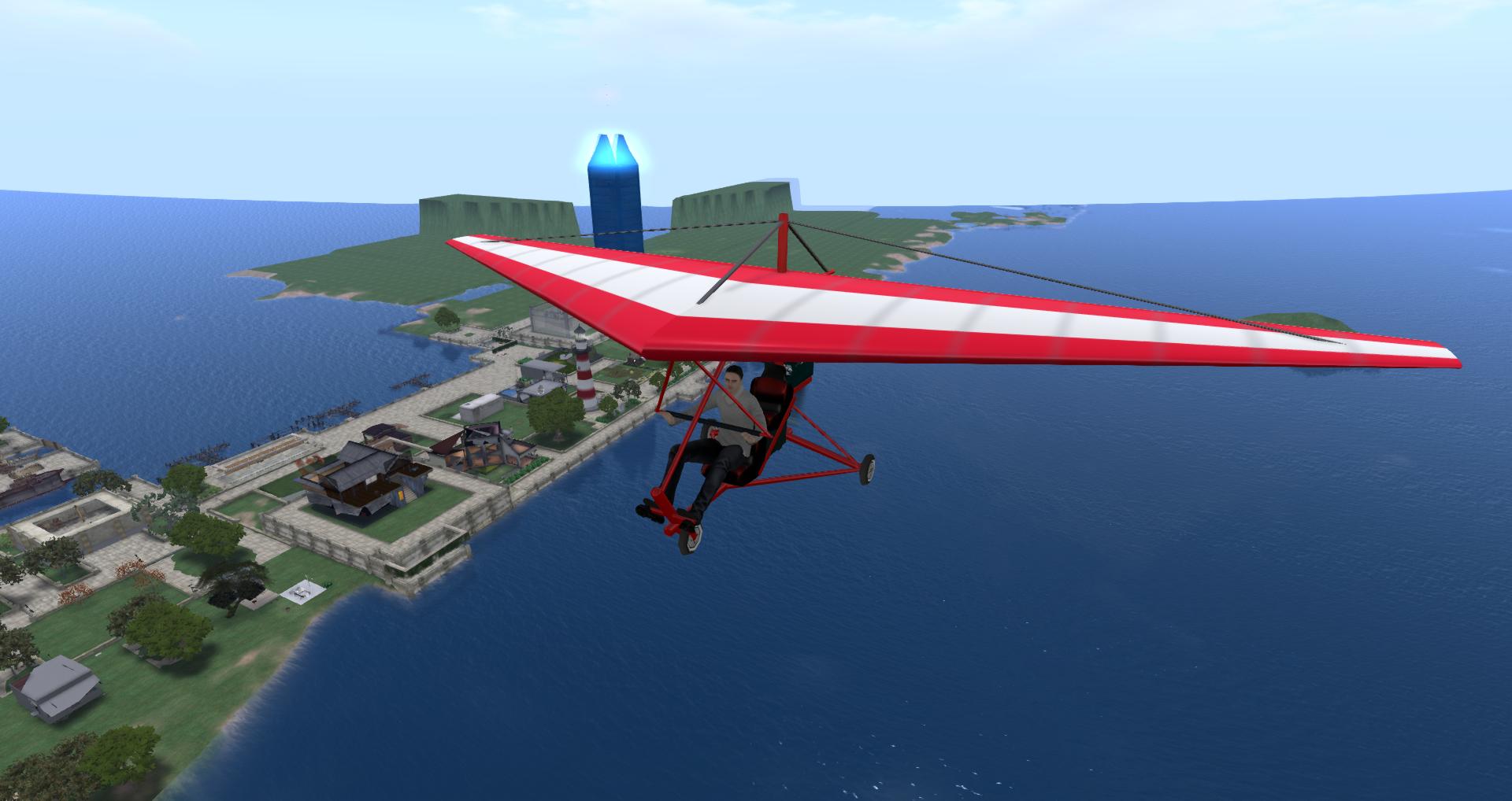 Velocity Trike Ultralight | Second Life Aviation Wiki | FANDOM