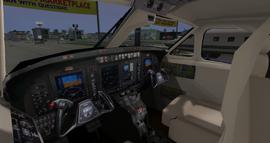 Beechcraft King Air (DSA) 2