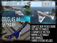 Douglas A-4 Skyhawk (AMOK)