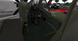 Spitfire Mk IX (EG Aircraft) 2
